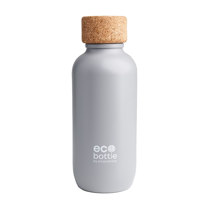 SmartShake EcoBottle Grey 650ml