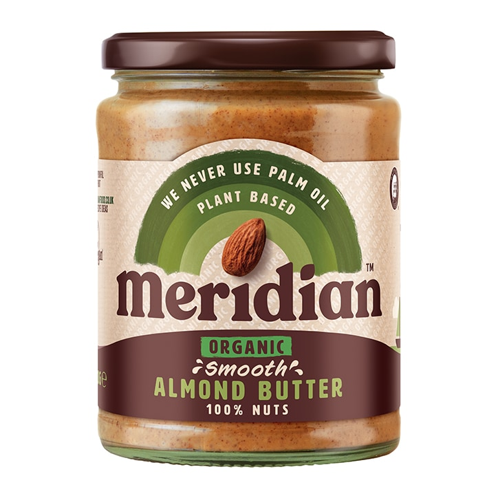 Meridian Organic Almond Butter 470g