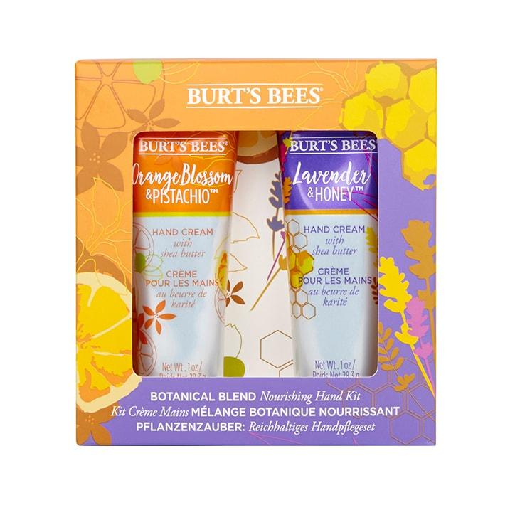 Burt's Bees Botanical Hand Cream Duo