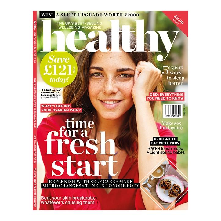 Healthy Magazine Issue 164: The Fresh Start Issue