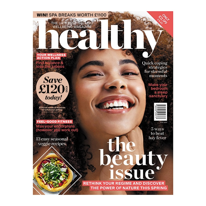 Healthy Magazine 165: The Beauty Issue