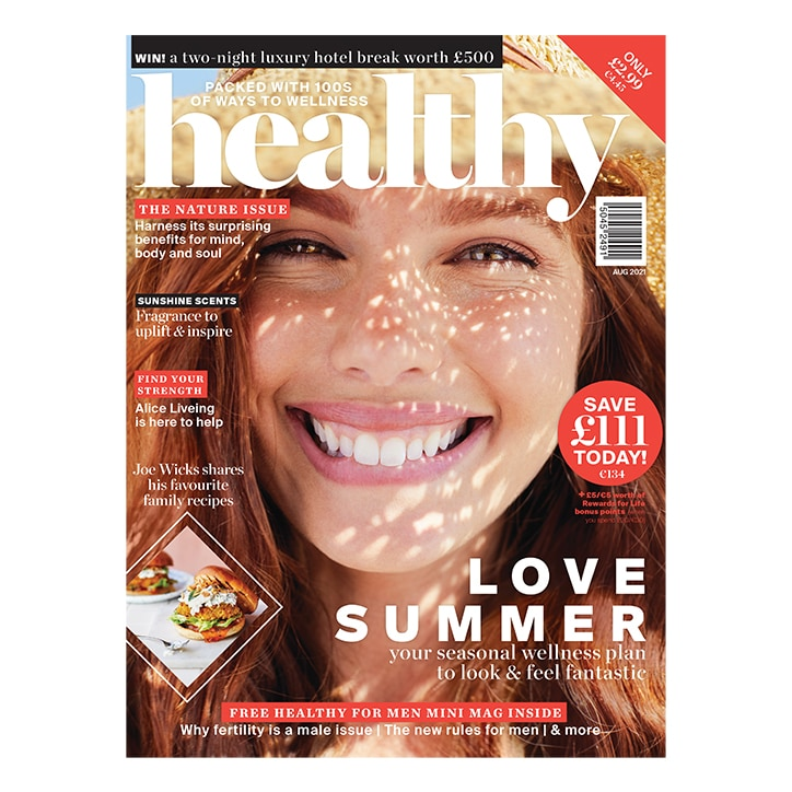 Healthy Magazine 167: The Nature Issue