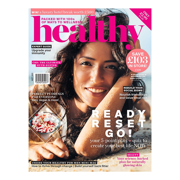 Healthy 168: The back to life issue