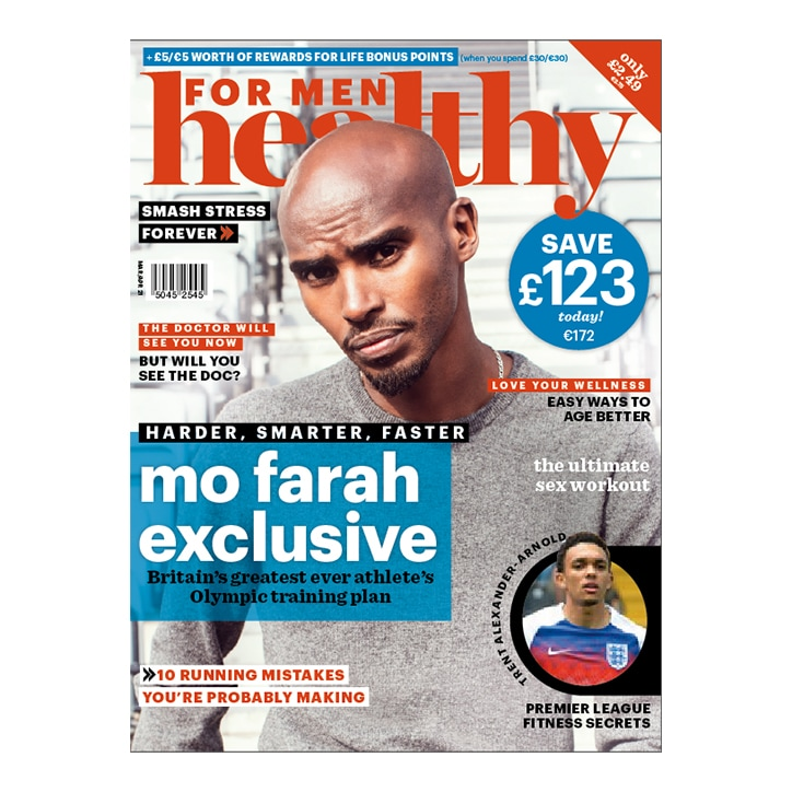Healthy for Men Magazine Issue 93: The Wellness Issue