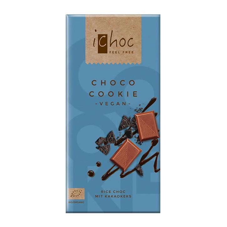 Ichoc Choco Cookie Rice Chocolate 80g