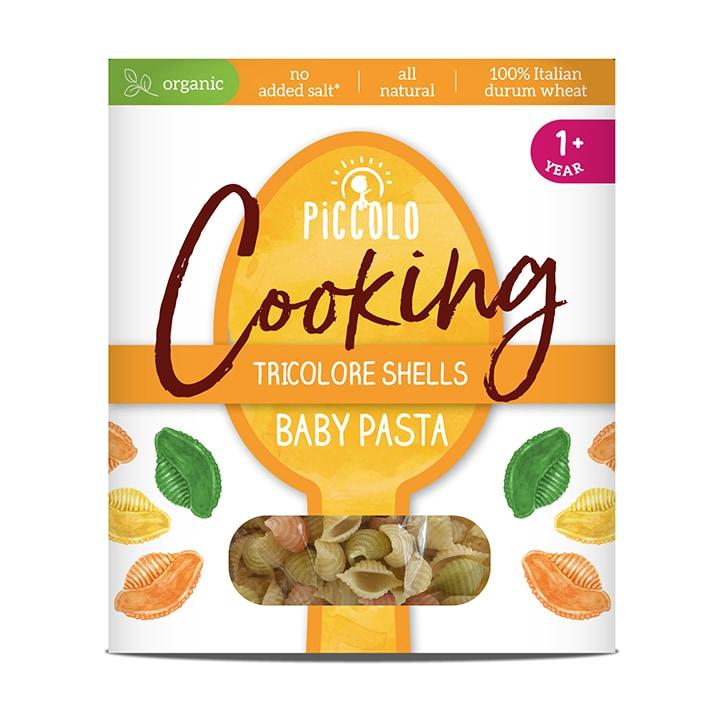 Piccolo Organic Baby Pasta Shells 12m+ 400g