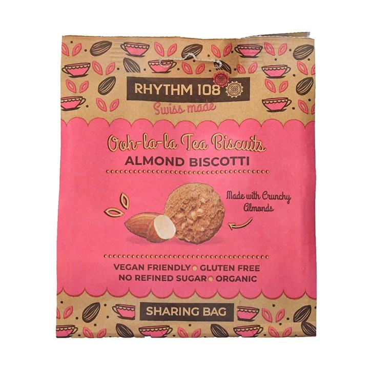 Rhythm 108 Tea Biscuits Almond Biscotti 135g