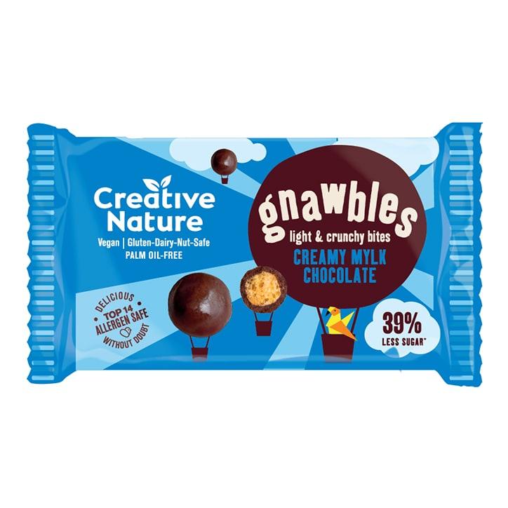 Creative Nature Creamy Mylk Choc Gnawbles 30g