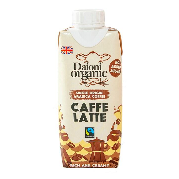 Daioni Café Latte Iced Coffee Drink 330ml