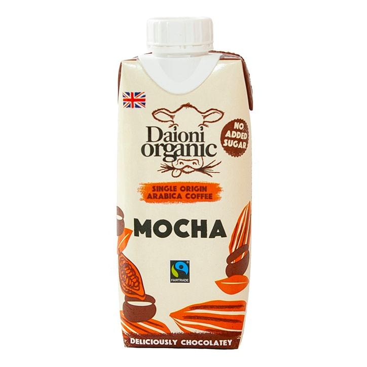 Daioni Mocha Iced Coffee Drink 330ml