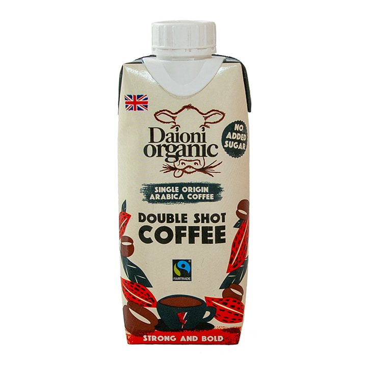 Daioni Double Shot Iced Coffee Drink 330ml