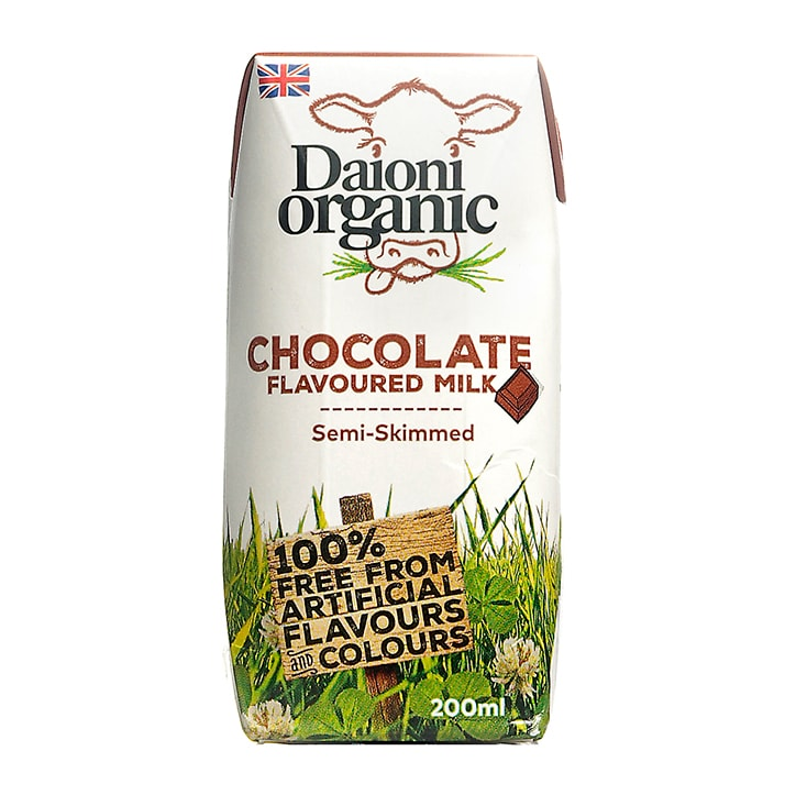 Daioni Chocolate Flavoured Milk 200ml