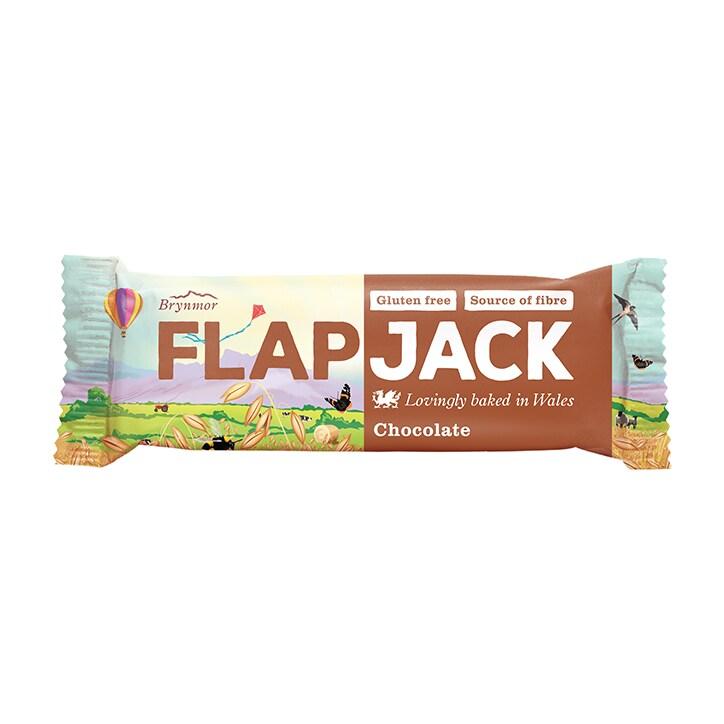 Brynmor Gluten Free Chocolate Flapjack 80g