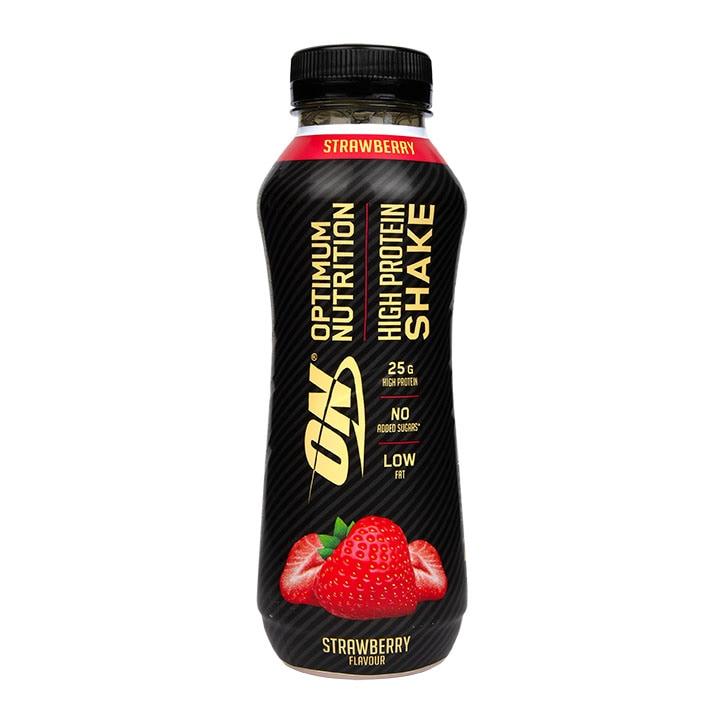 Optimum Nutrition High Protein Shake Strawberry 330ml