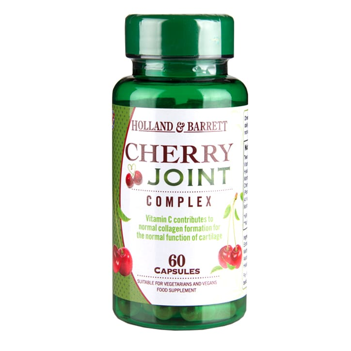 Holland & Barrett Cherry Joint Complex Capsules