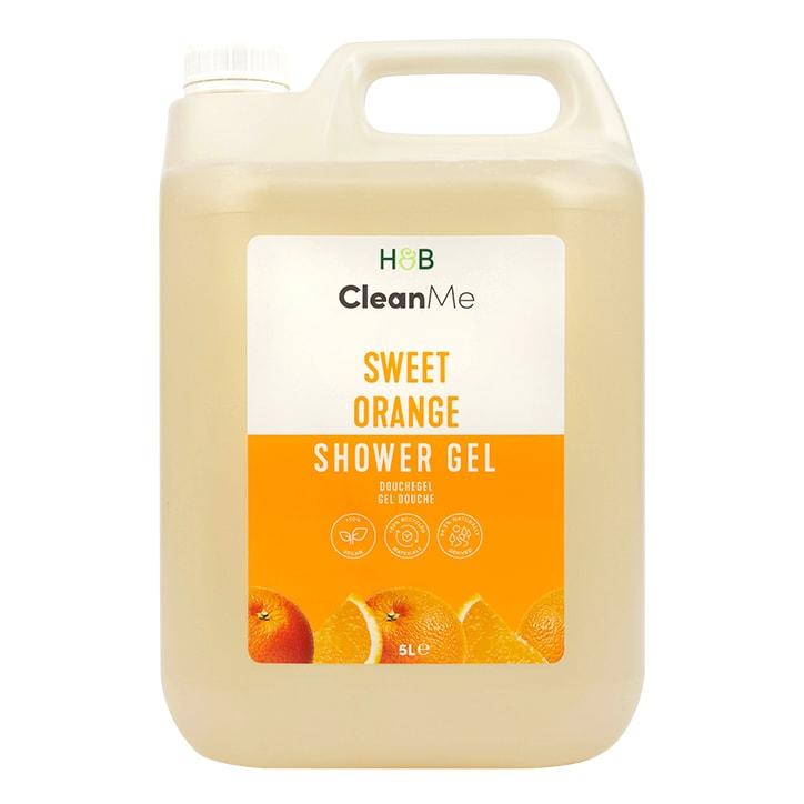 Clean Me Sweet Orange Shower Gel 5L