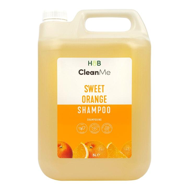 Clean Me Sweet Orange Shampoo 5L