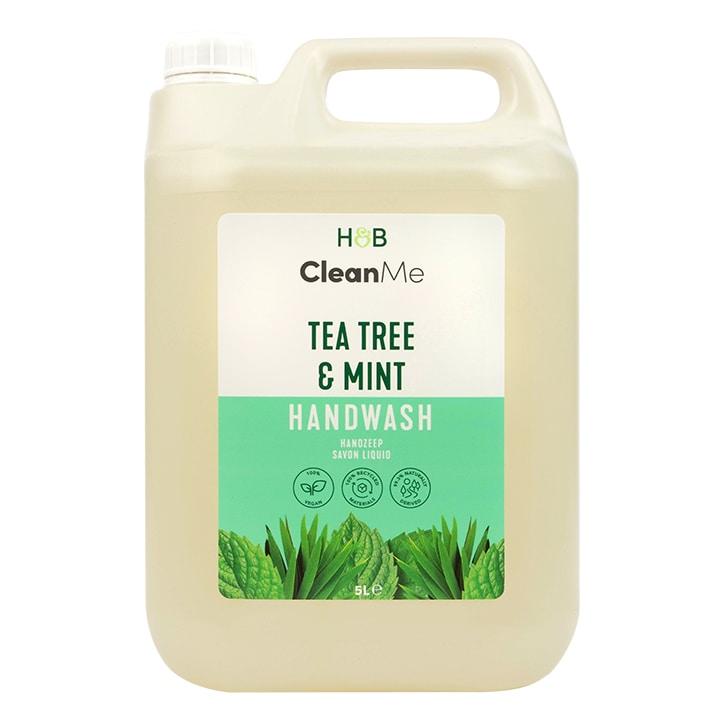 Clean Me Tea Tree & Mint Hand Wash 5L