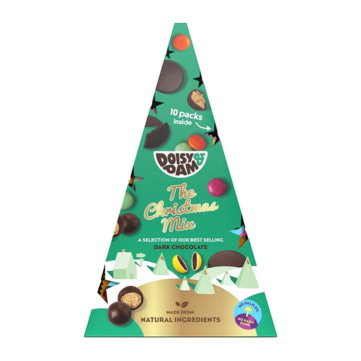 Doisy & Dam Vegan Dark Chocolate Christmas Gift Set 285g