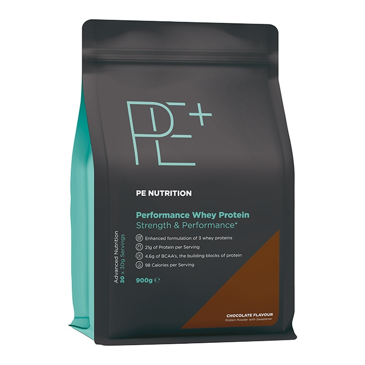 PE Nutrition Performance Whey Chocolate 900g