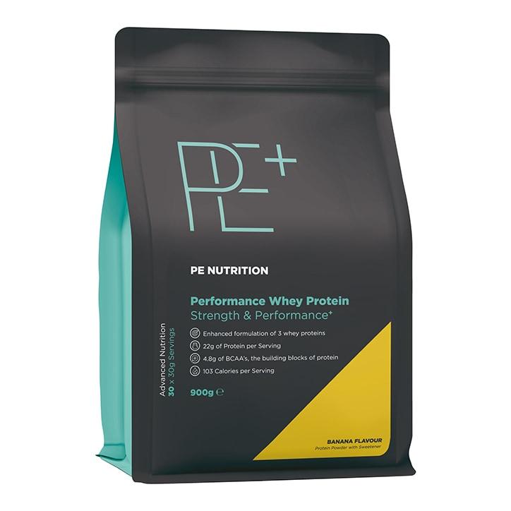 PE Nutrition Performance Whey Banana 900g