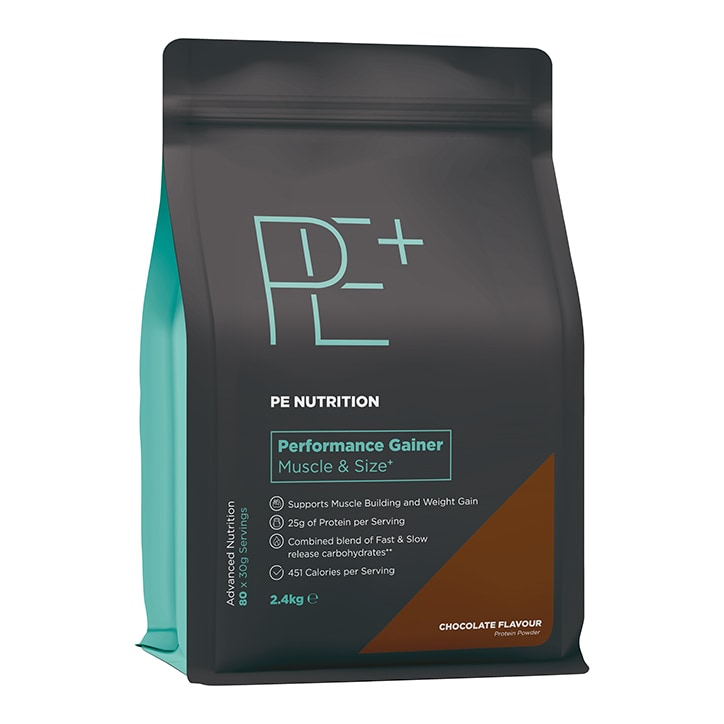 PE Nutrition Performance Gainer Chocolate 2400g