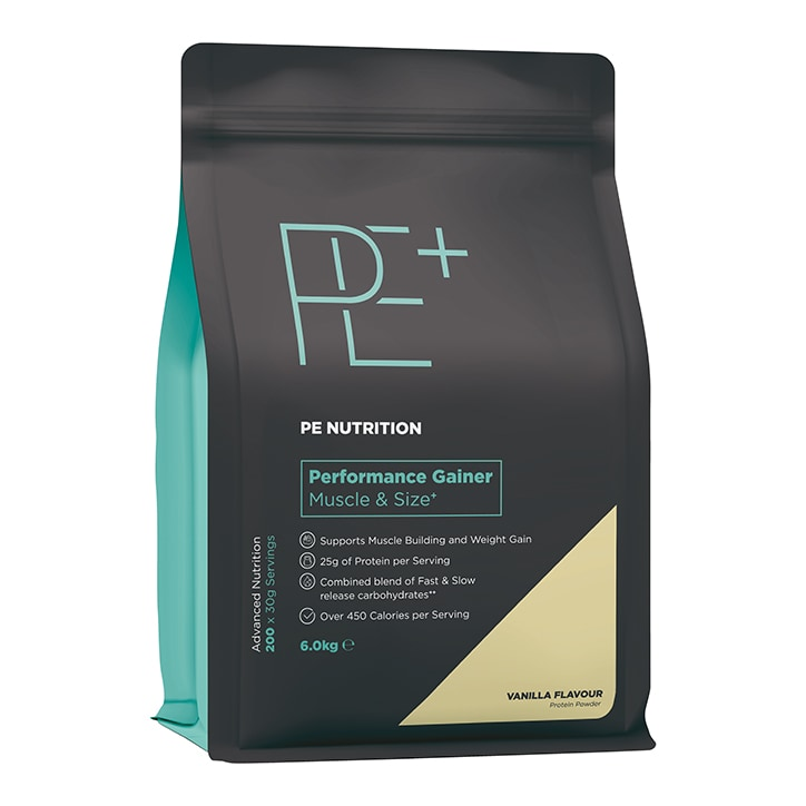 PE Nutrition Performance Gainer Vanilla 6000g