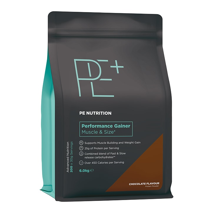 PE Nutrition Performance Gainer Chocolate 6000g