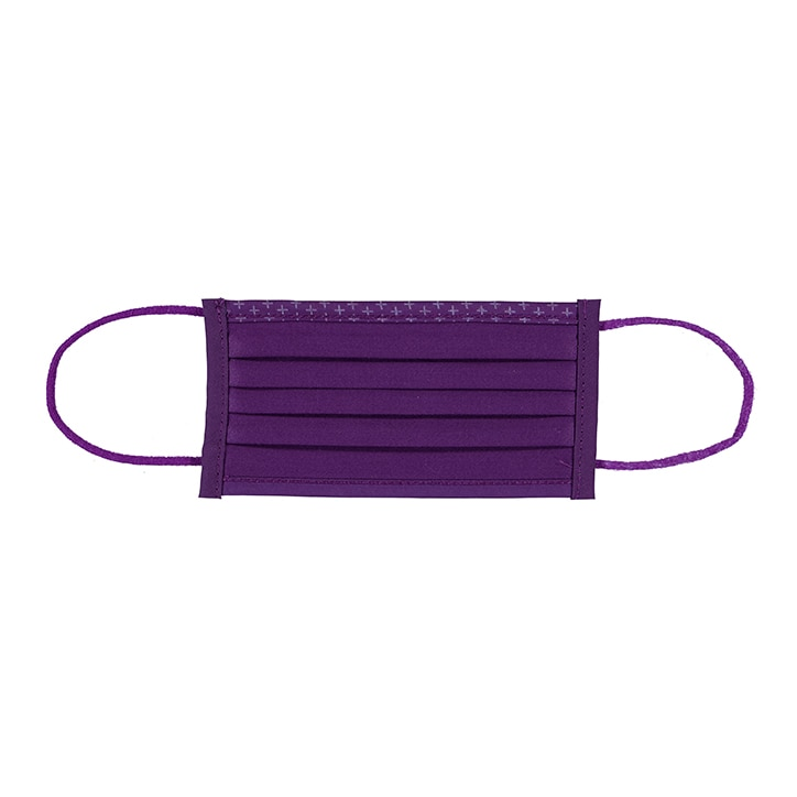 Isko Vital+ Supreme Face Cover - Purple - Medium