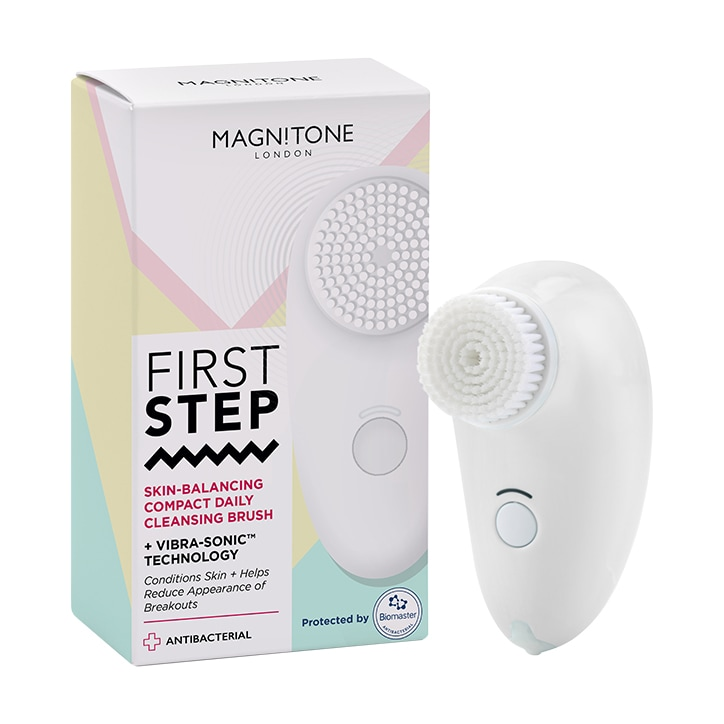 Magnitone First Step Vibra Sonic Compact Daily Cleansing Brush