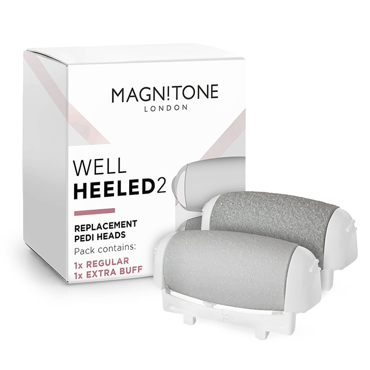 Magnitone Well Heeled 2 Replacement Roller Heads (2 Pack)