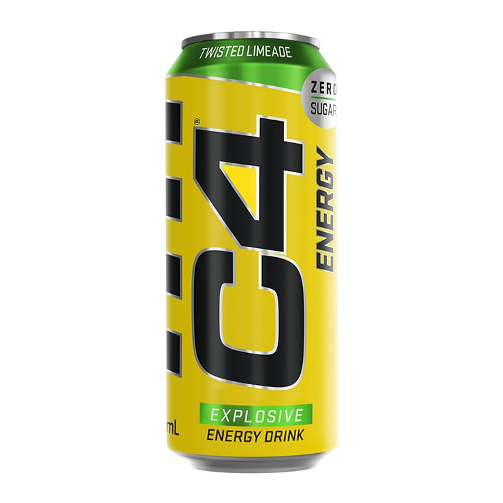 Cellucor C4 Energy Carbonated Twisted Limeade 500ml
