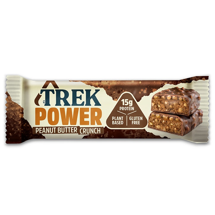 Trek Power Peanut Butter Crunch Protein Bar 55g