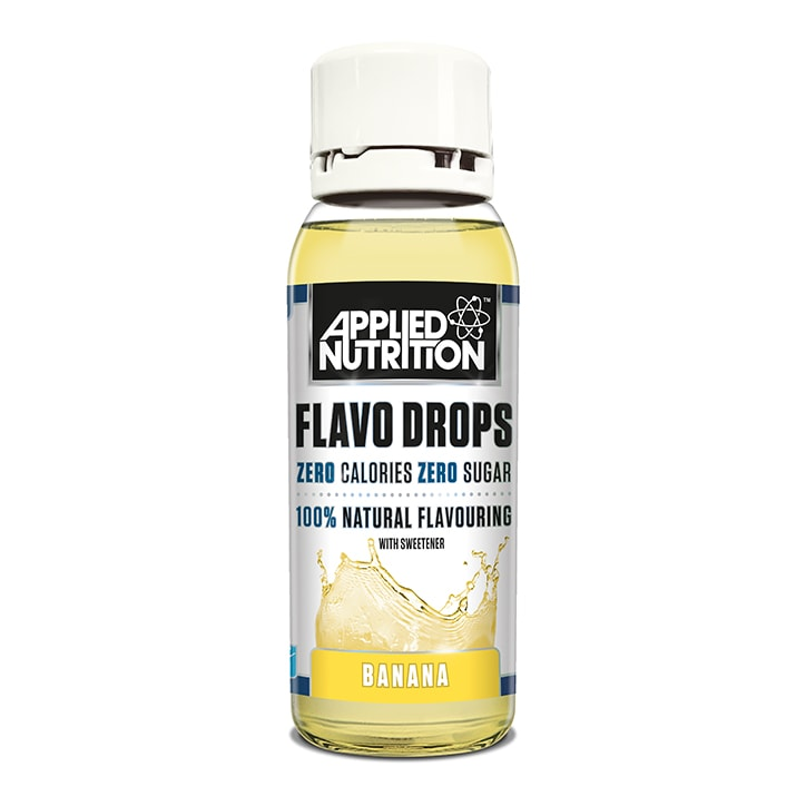Applied Nutrition Flavo Drop Banana 38ml