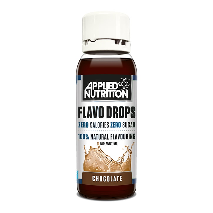 Applied Nutrition Flavo Drops Chocolate 38ml