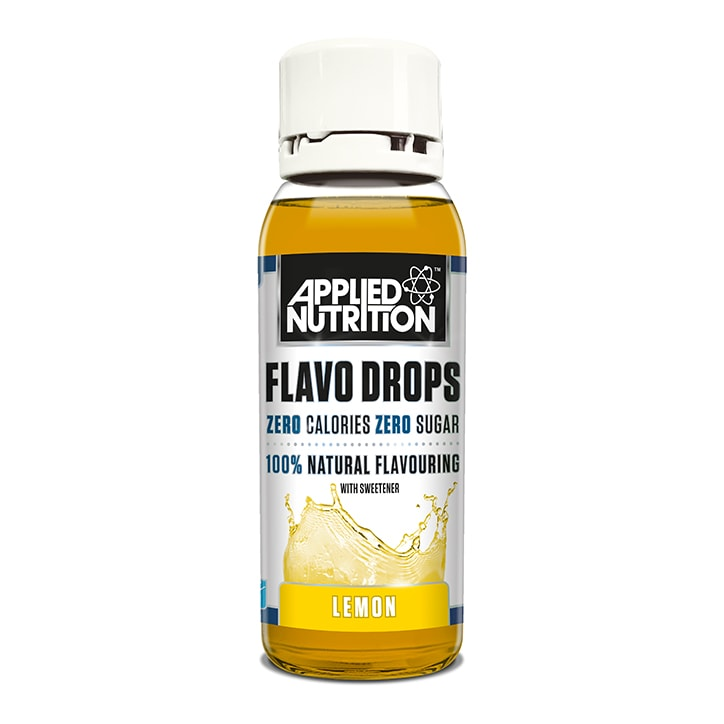 Applied Nutrition Flavo Drops Lemon 38ml