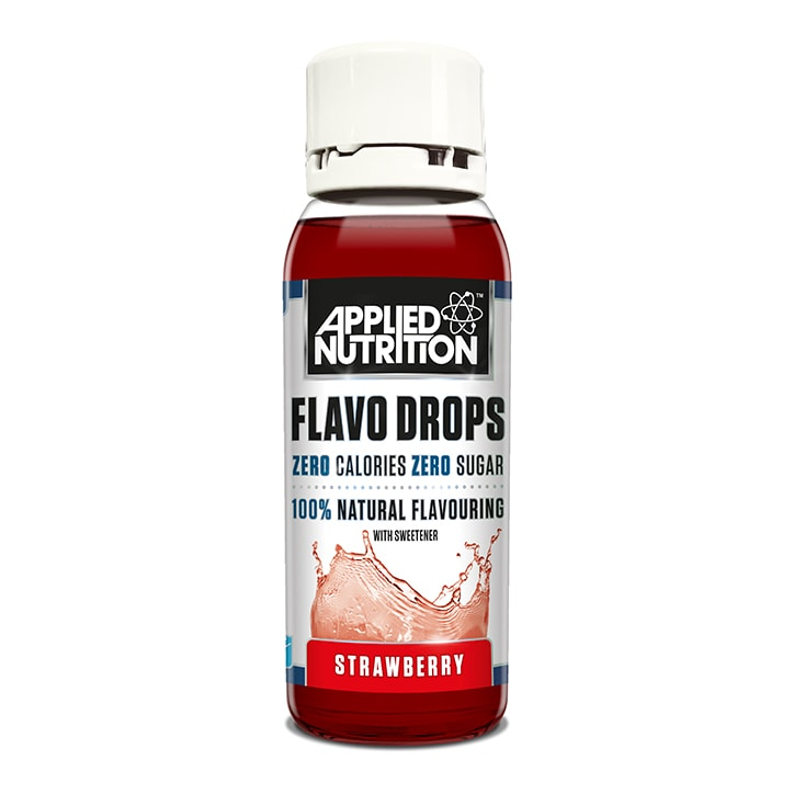 Applied Nutrition Flavo Drops Strawberry 38ml