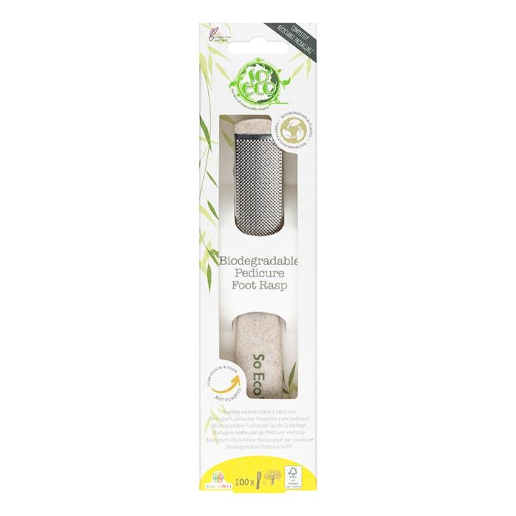 So Eco Biodegradable Pedicure