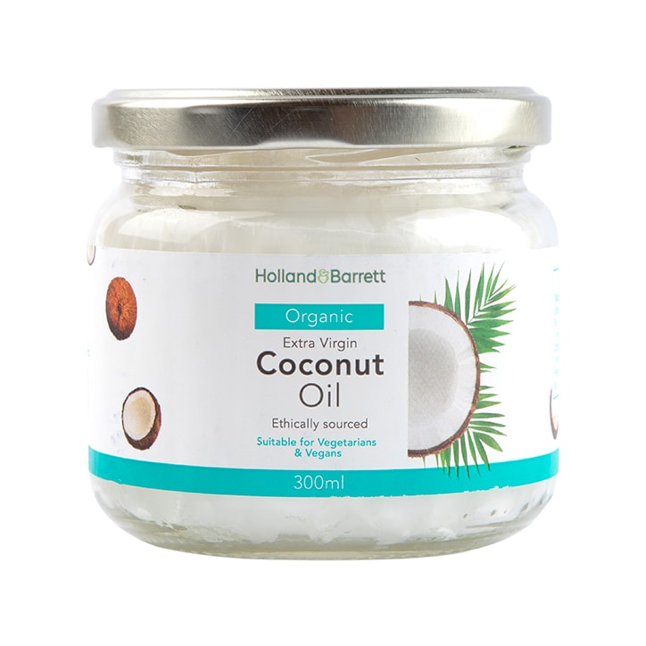 Holland & Barrett Coconut Oil 300ml
