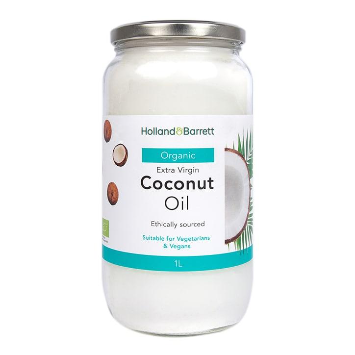 Holland & Barrett Coconut Oil 1000ml
