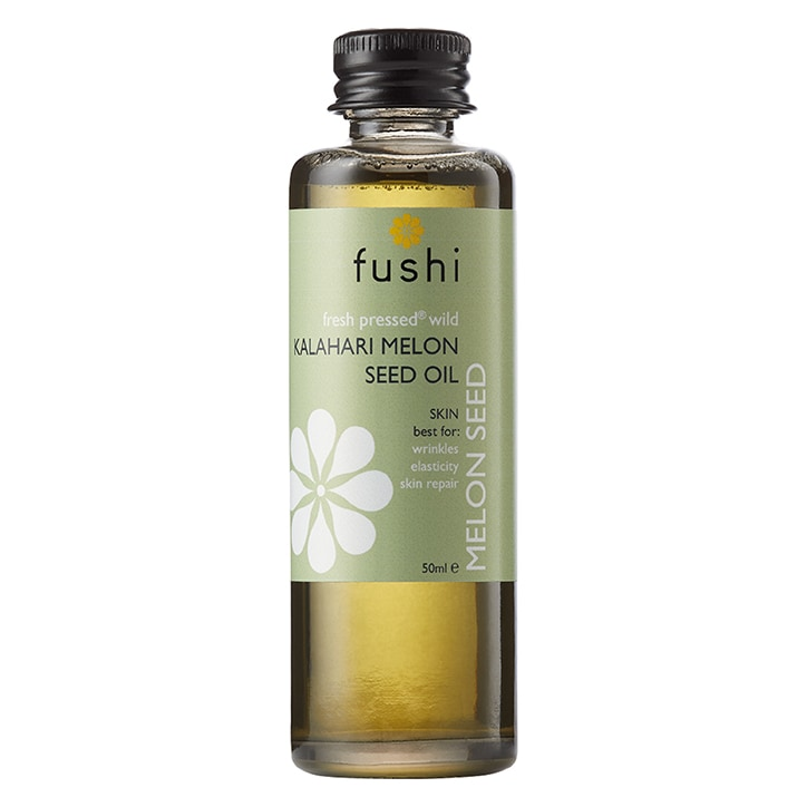 Fushi Fresh-Pressed Wild Kalahari Melon Seed Oil 50ml