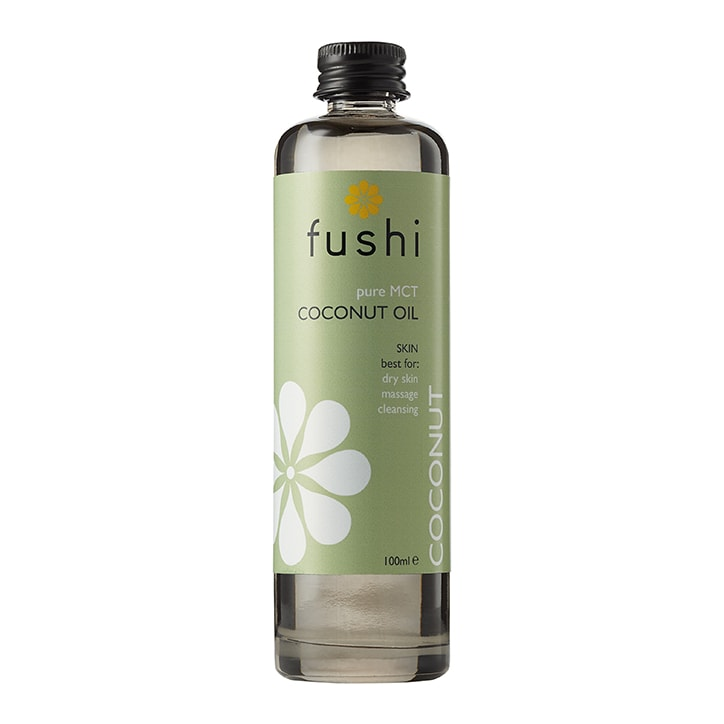 Fushi Pure MCT Coconut Oil 100ml