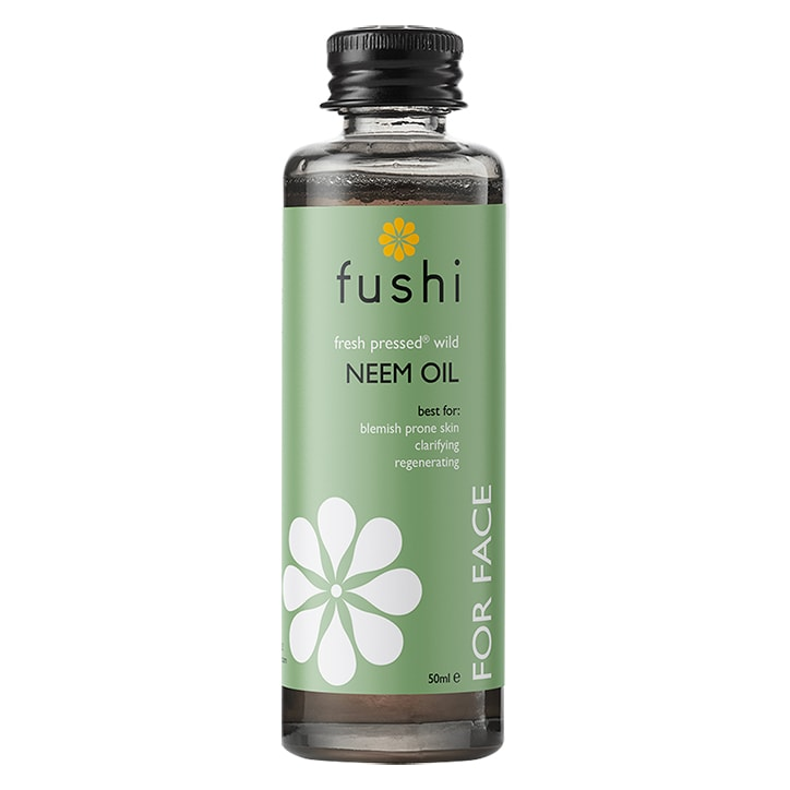 Fushi Fresh-Pressed Organic Neem Oil 50ml
