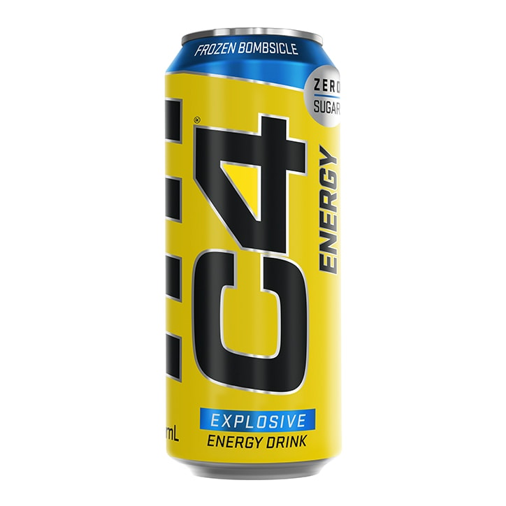 Cellucor C4 Energy Carbonated Frozen Bombsicle 500ml