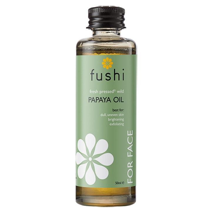 Fushi Fresh-Pressed Wild Papaya Oil 50ml