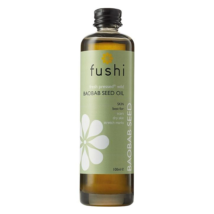 Fushi Fresh-Pressed Wild Baobab Seed Oil 100ml