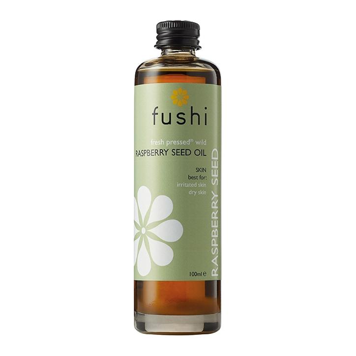 Fushi Fresh-Pressed Organic Raspberry Seed Oil 100ml
