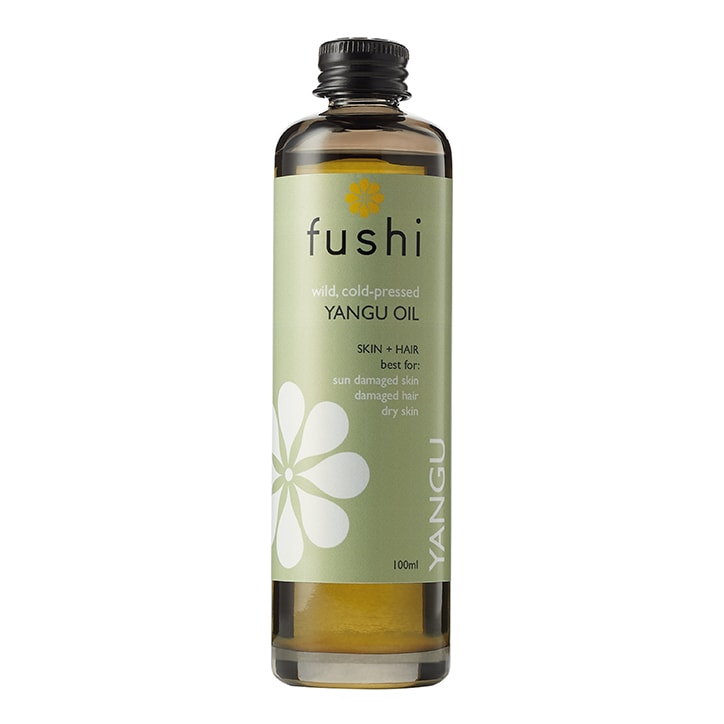 Fushi Fresh-Pressed Wild Yangu Oil 100ml