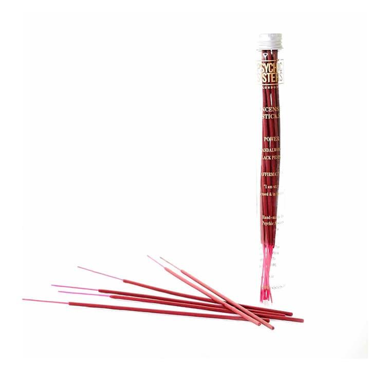 Psychic Sisters Power Incense Sticks 14 Sticks