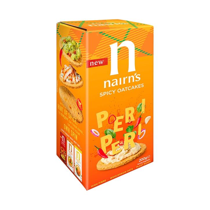 Nairn's Peri Peri Spicy Oatcakes 200g